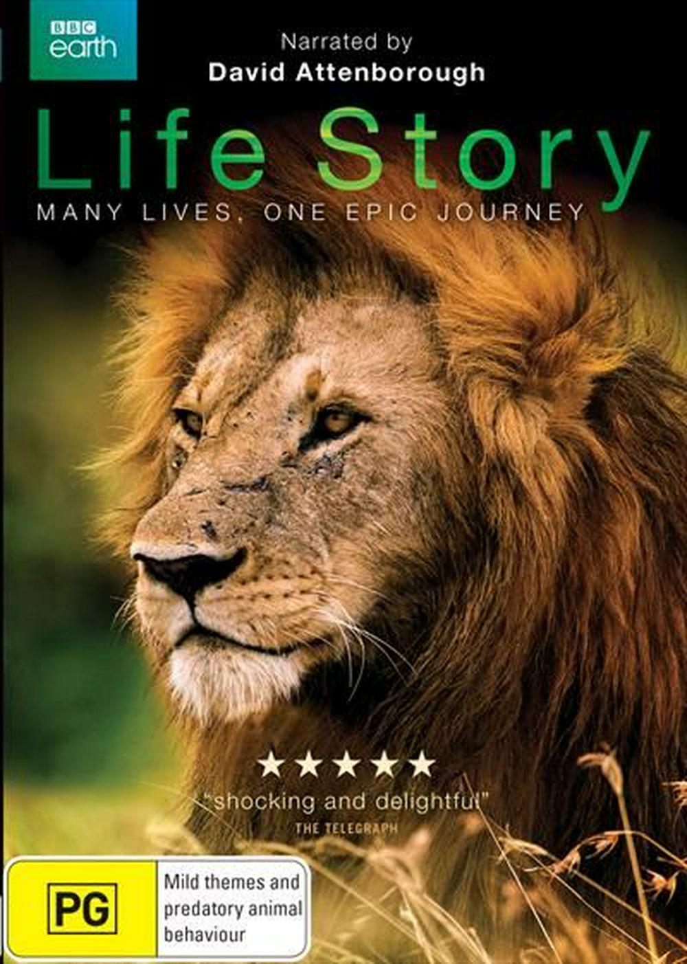 Cover Art for Life Story, ISBN: 9397810269491