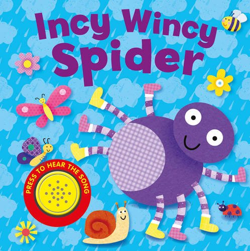 Incy Wincy SpiderWiggly Fingers