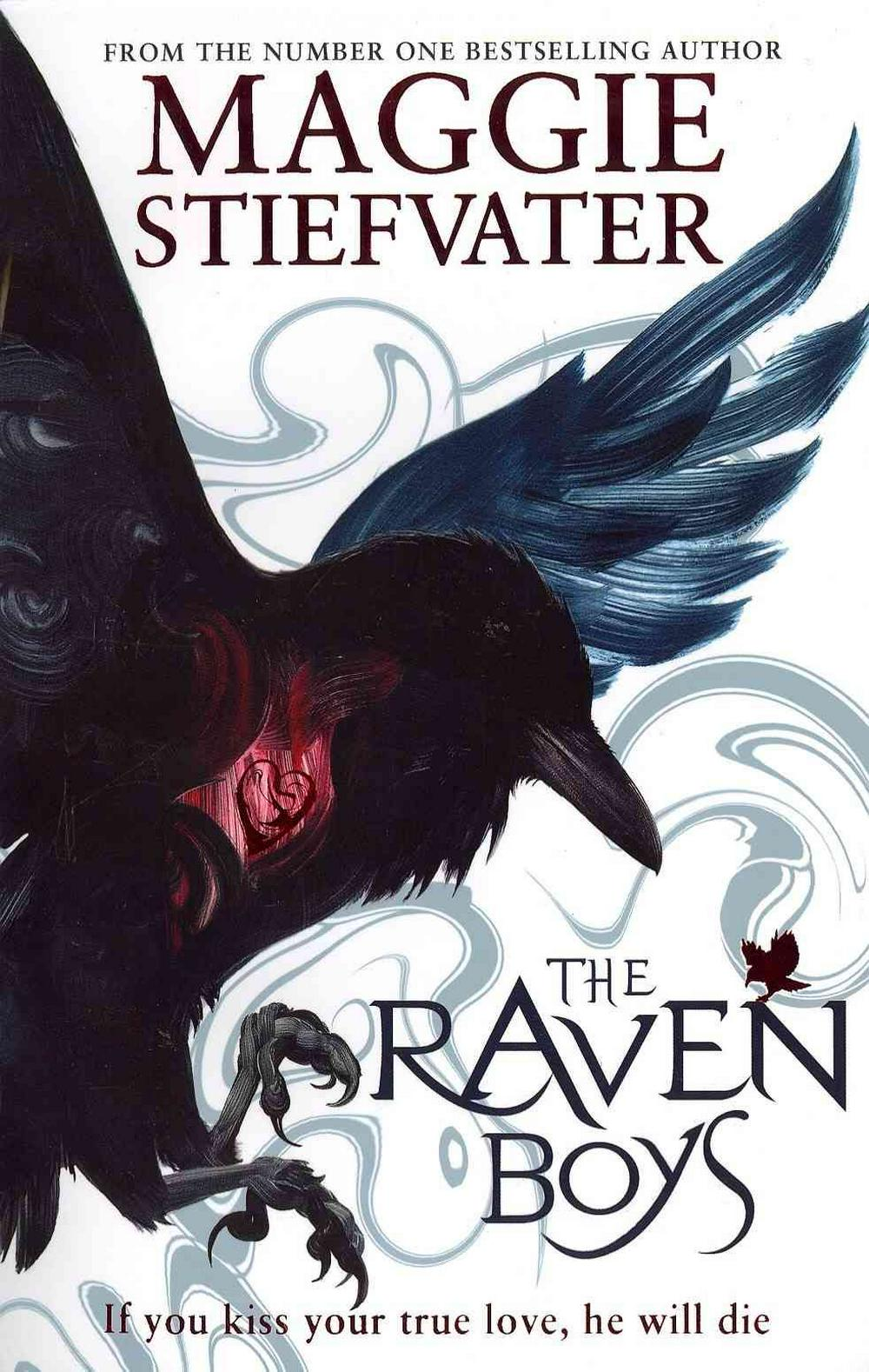 The Raven Boys by Maggie Stiefvater, ISBN: 9781407134611