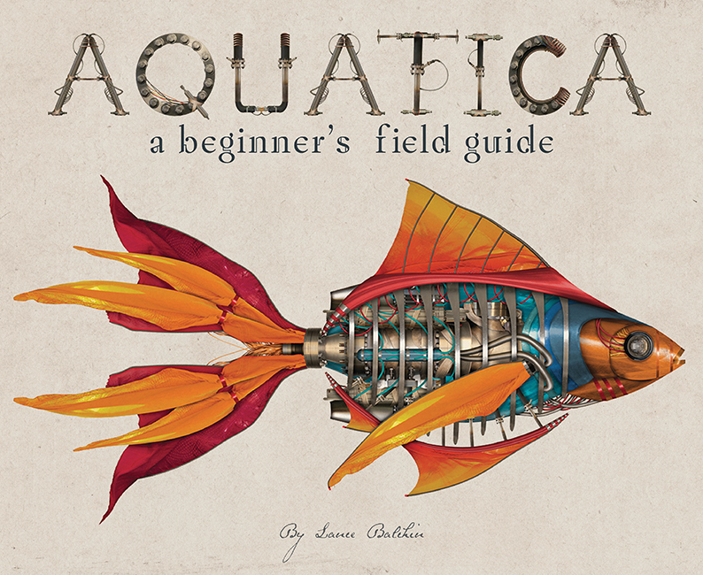 Aquatica by Lance Balchin, ISBN: 9781760404147