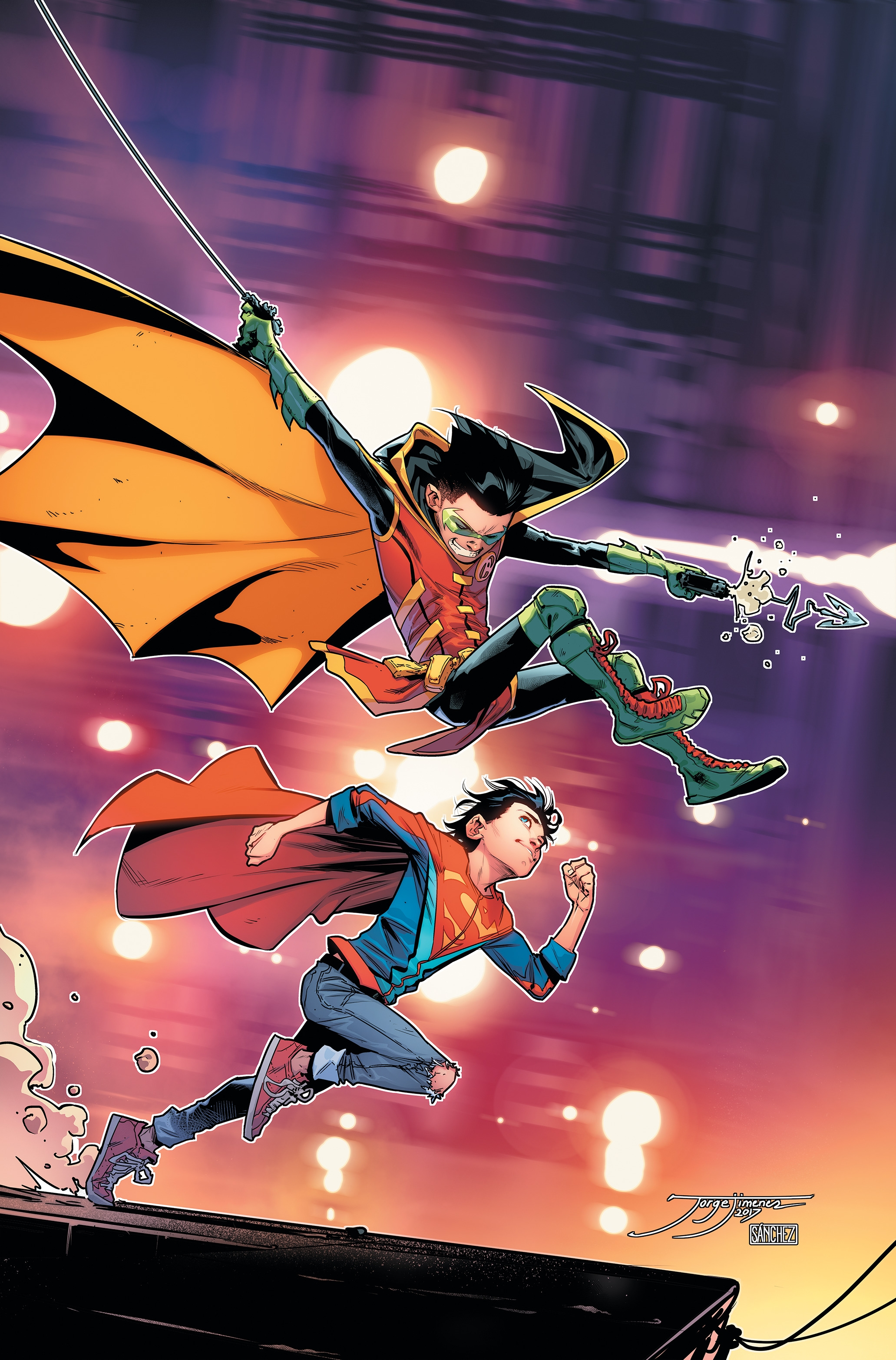 Super Sons Vol. 3 by Peter J Tomasi, ISBN: 9781401284466