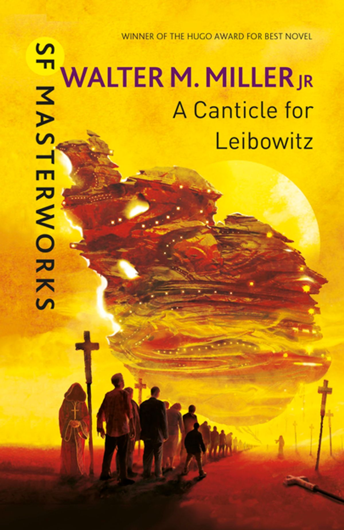 a canticle for leibowitz This edition contains the complete text of the original paperback edition--tp verso.