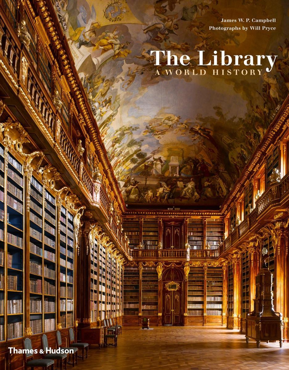 The Library by James W. P. Campbell, ISBN: 9780500342886