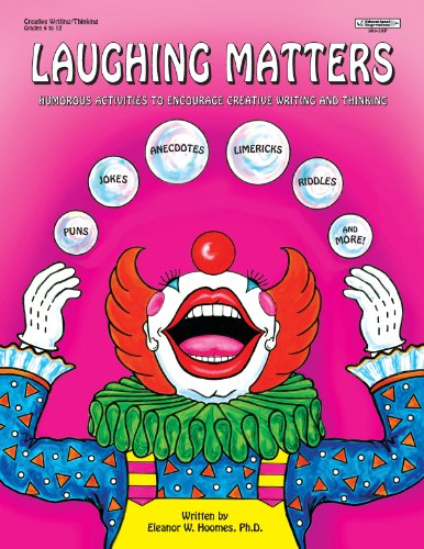Laughing Matters: Creative Writing Book