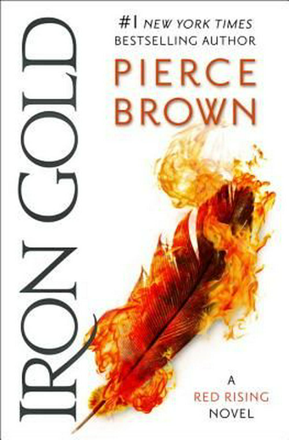 Iron Gold: A Red Rising Novel by Pierce Brown, ISBN: 9780425285916