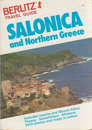 Berlitz Travel Guide to Salonica and Northern Greece