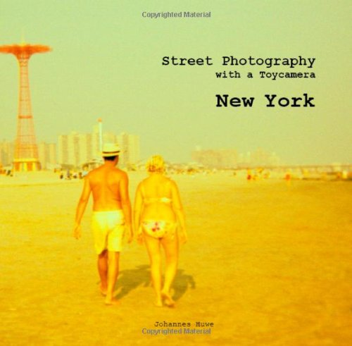 New York Street Photography with a Toy Camera