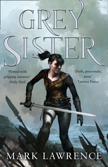 Grey Sister by Mark Lawrence, ISBN: 9780008152345