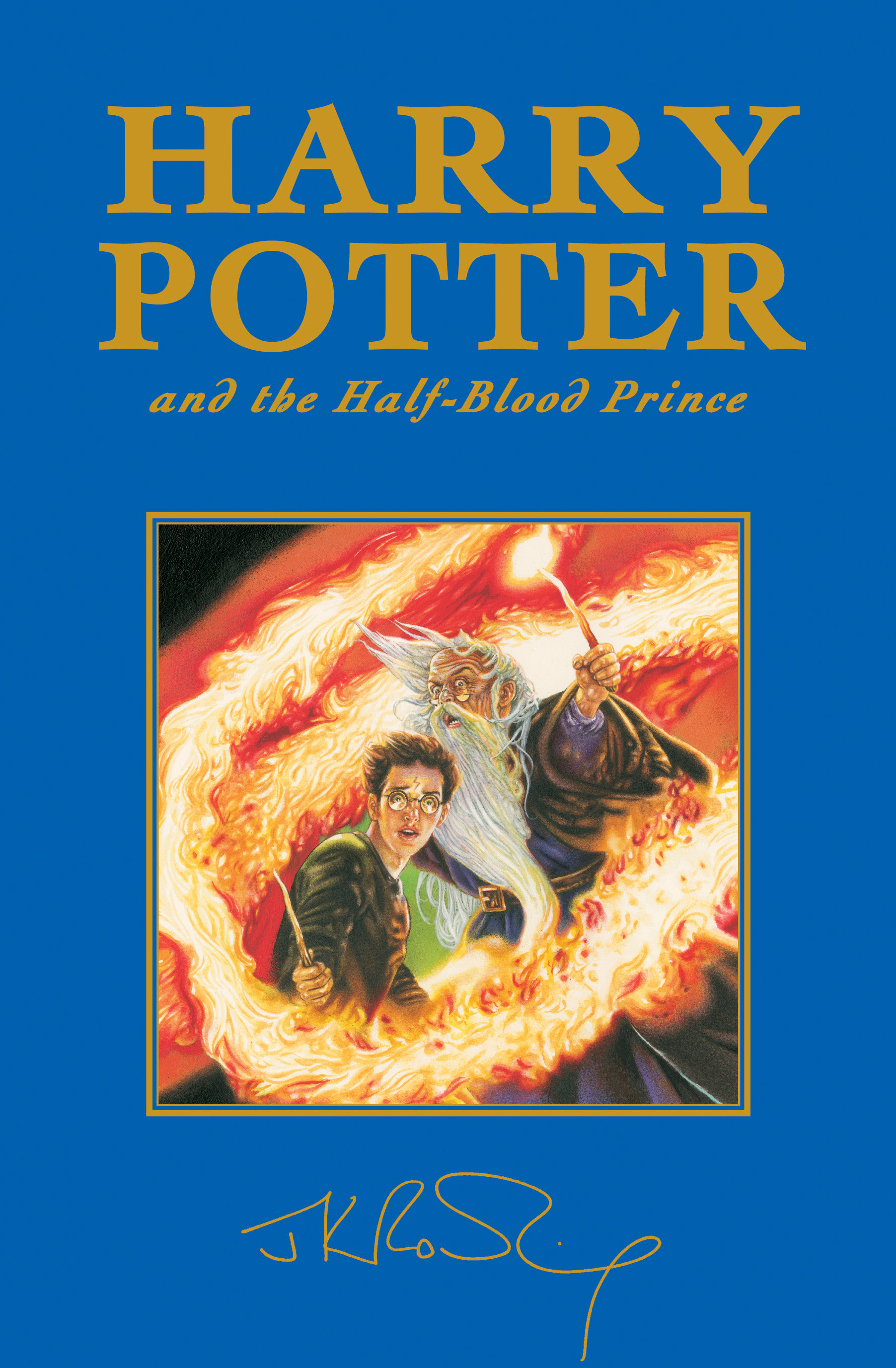 Harry Potter and the Half Blood Prince special edition