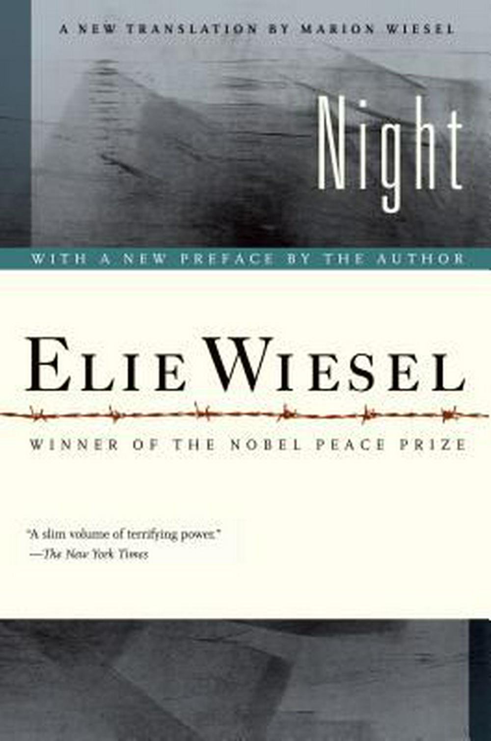 night personal response elie wiesel Retrieved from the digital public library of america elie-wiesel-s-night what is your initial response read the personal.