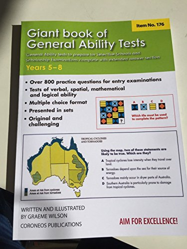 Giant Book of General Ability Tests