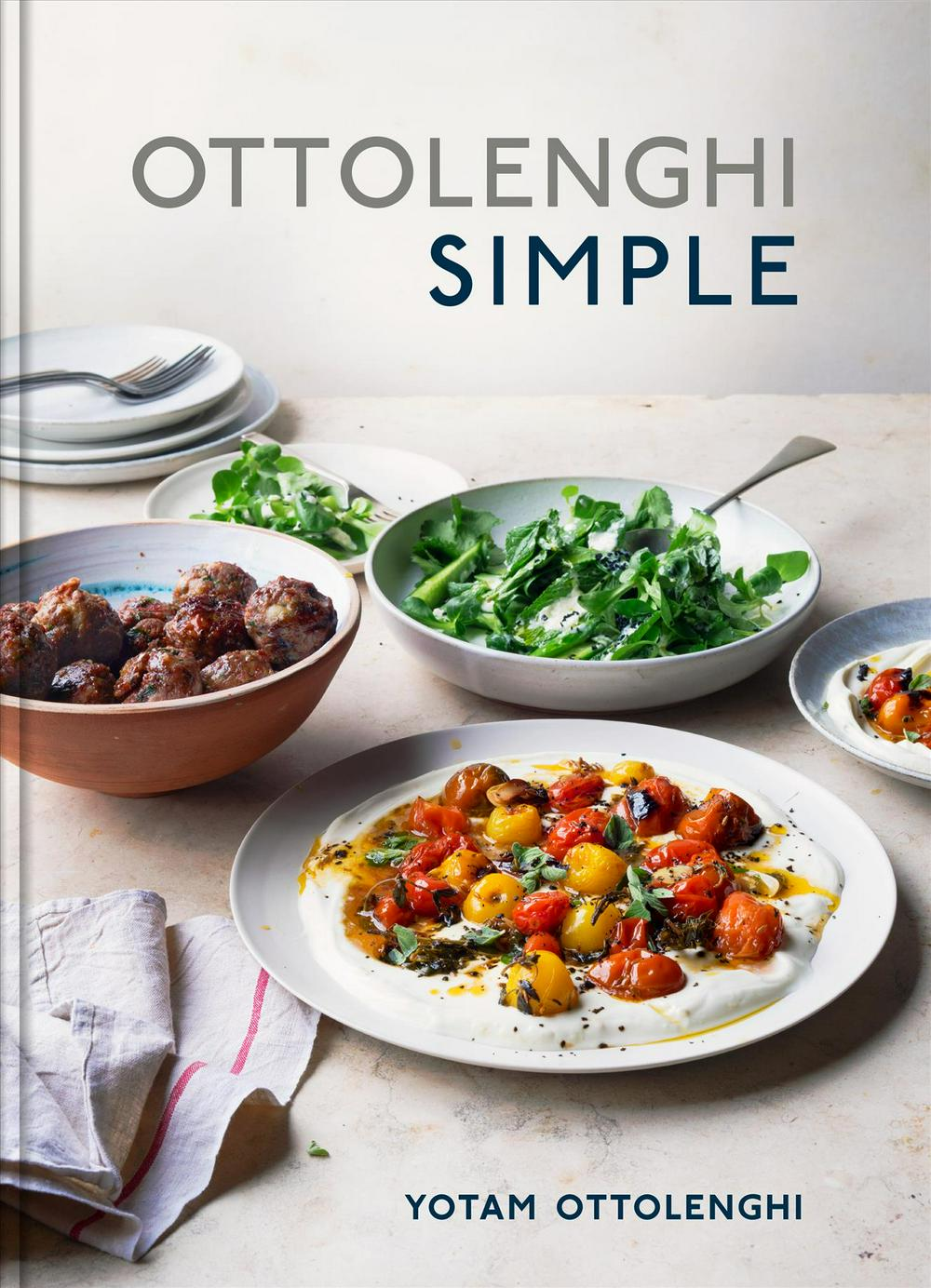 Ottolenghi Simple: A Cookbook by Yotam Ottolenghi, ISBN: 9781607749165