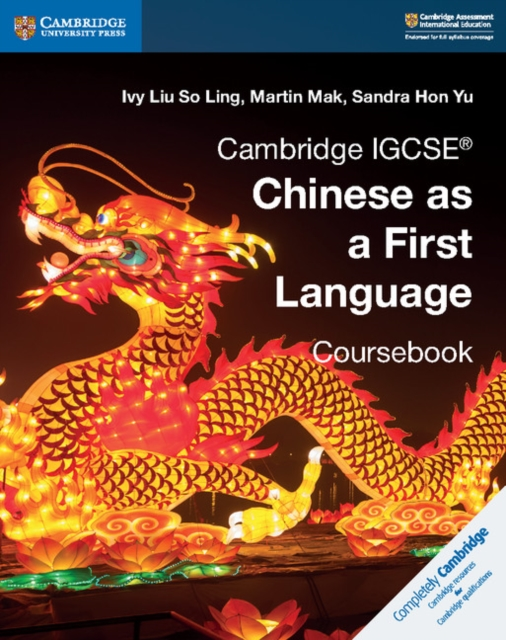 Cambridge IGCSE® Chinese as a First Language Coursebook (Cambridge International IGCSE)