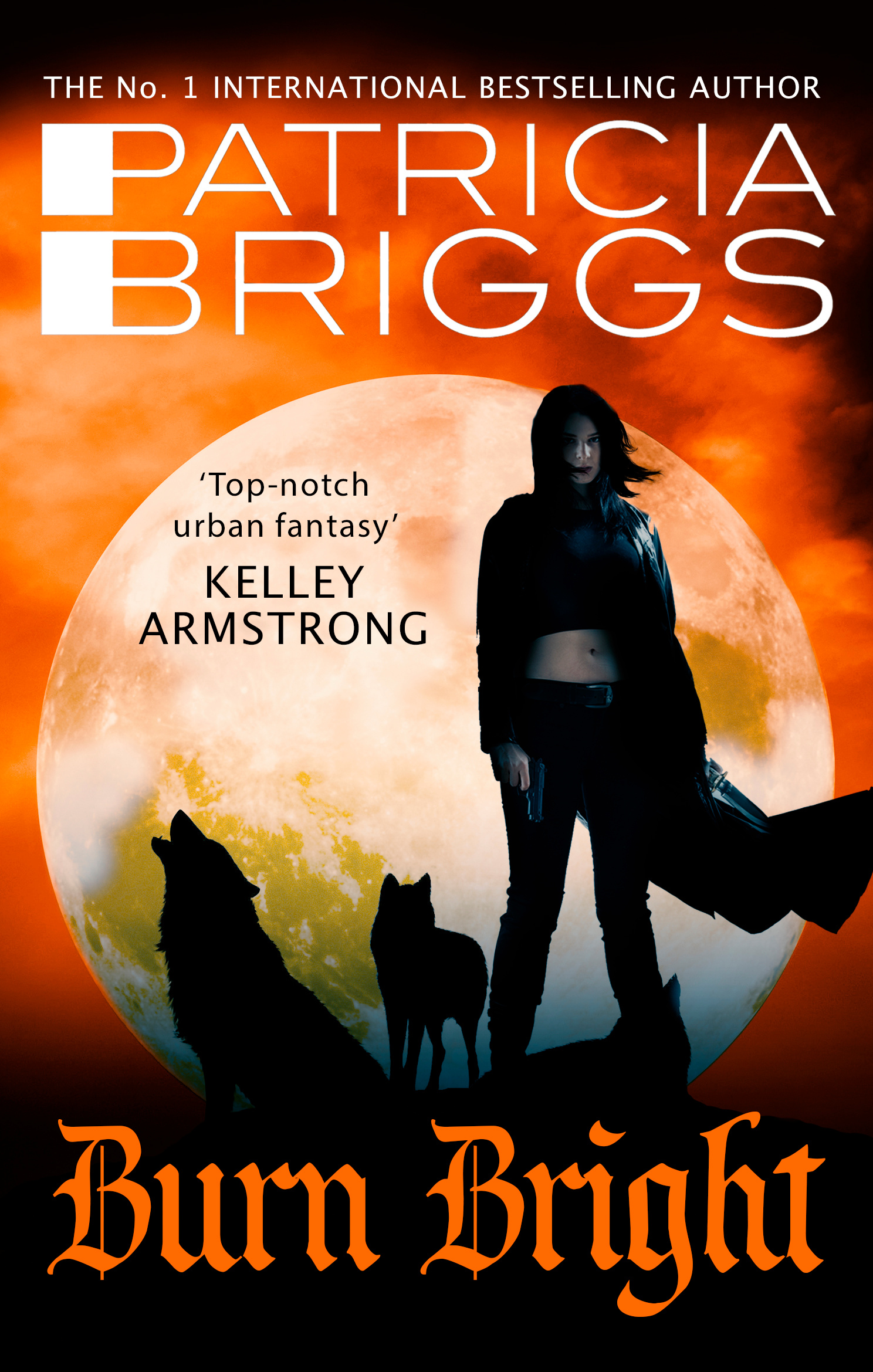 Burn Bright: An Alpha and Omega Novel by Patricia Briggs, ISBN: 9780356506005