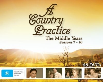 A Country Practice (The Middle Years - Seasons 7-10) - 88-DVD Box Set by Shane Porteous