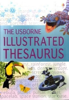 The Usborne Illustrated Thesaurus