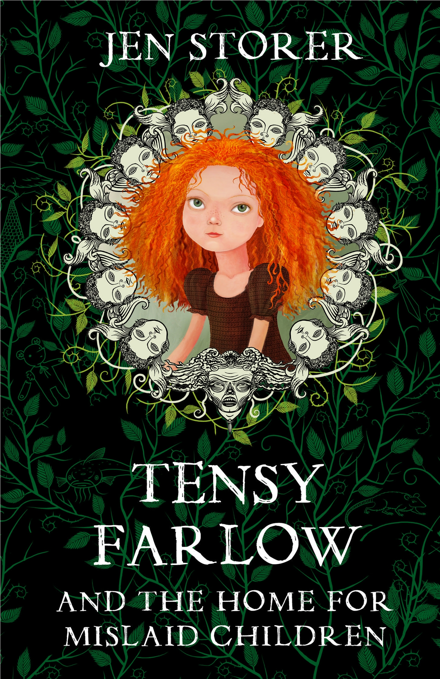 Tensy Farlow and the Home for Mislaid Children (eBook)