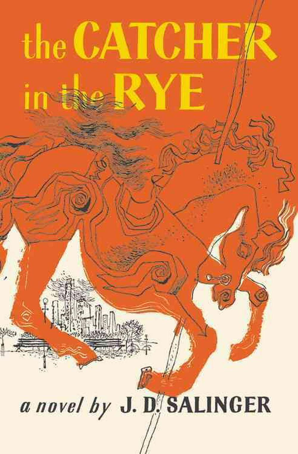 an analysis of the catcher in the rye novel by j d salinger and holdens view The catcher in the rye has 2,255,121 he ''remained at the scene reading j d salinger's novel the catcher in the rye until the quotes from the catcher in.
