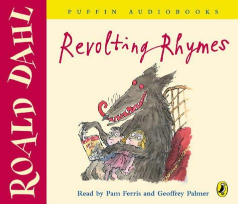 Cover Art for Revolting Rhymes CD, ISBN: 9780141805580