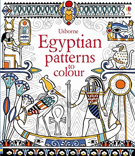 Egyptian Patterns to Colour by Struan Reid, ISBN: 9781409532910