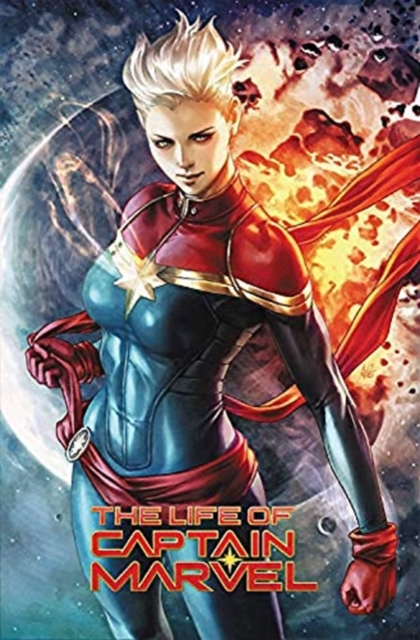 The Life of Captain Marvel by Margaret Stohl,Carlos Pacheco, ISBN: 9781302912536