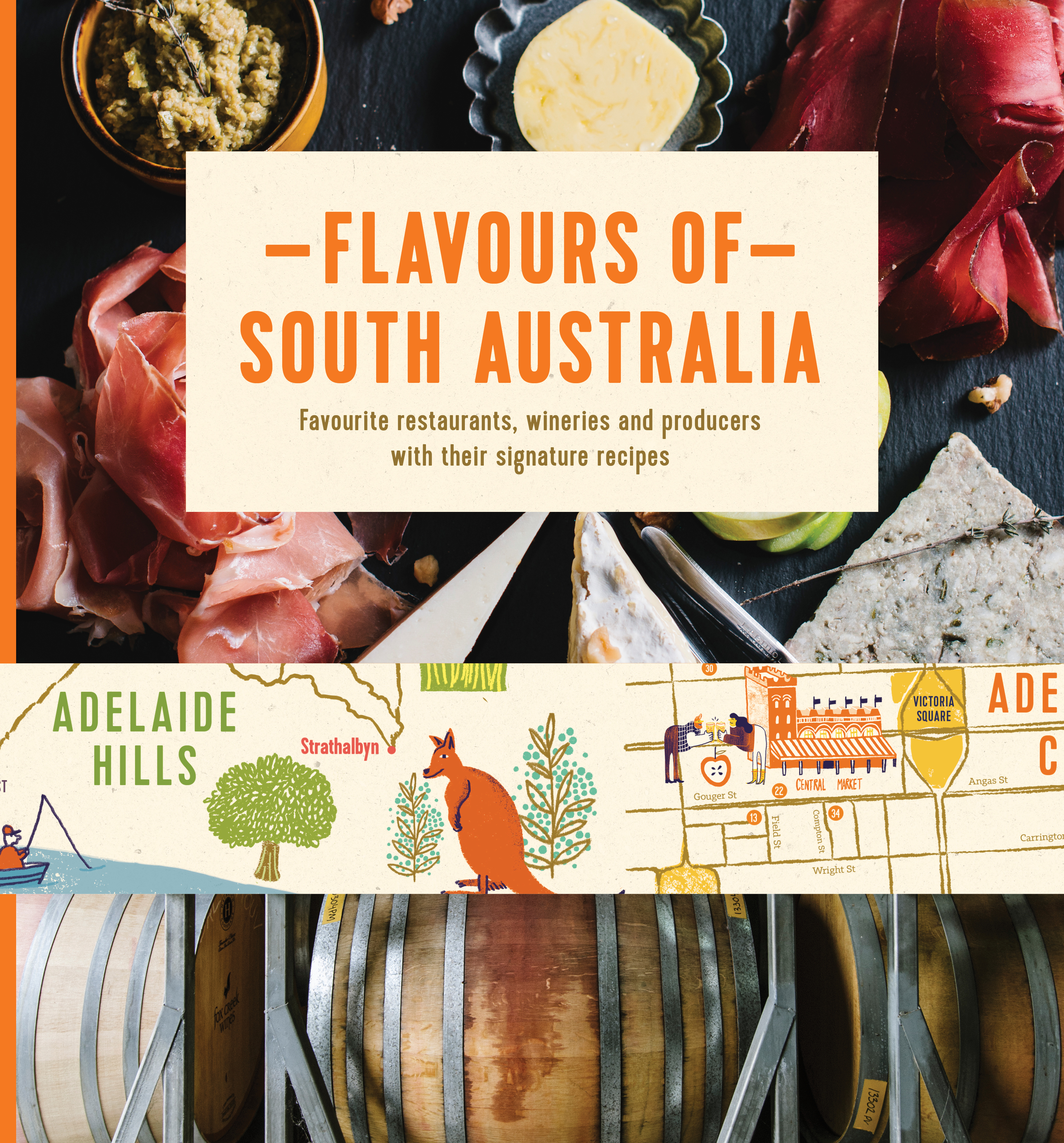 Flavours of South Australia H/C