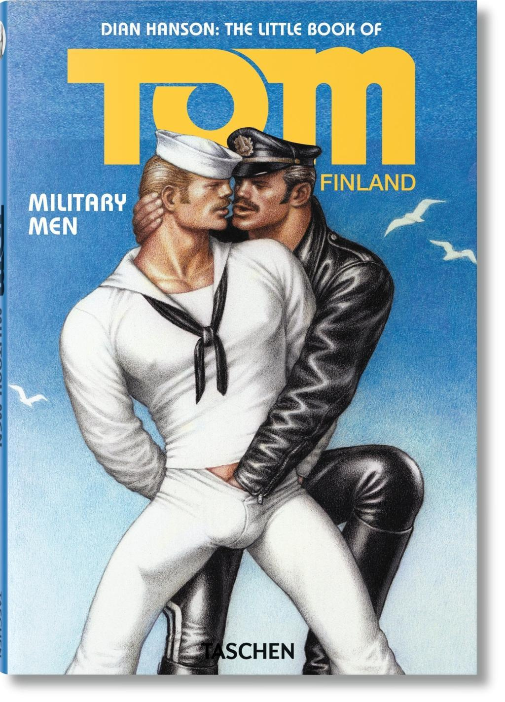 The Little Book of Tom of FinlandMilitary Men