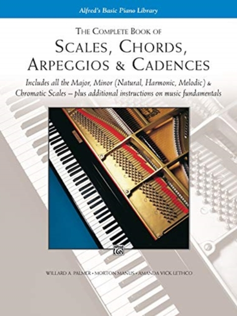 Scales, Chords, Arpeggios and Cadences