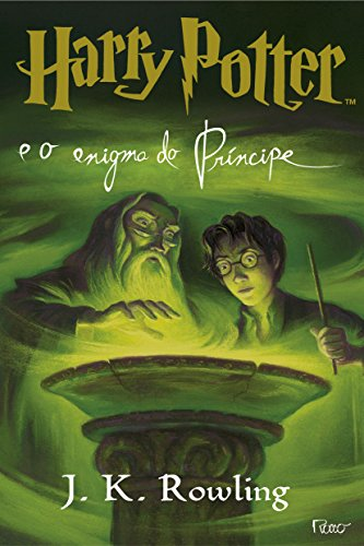 Harry Potter e o Enigma do Príncipe (Vol 6)