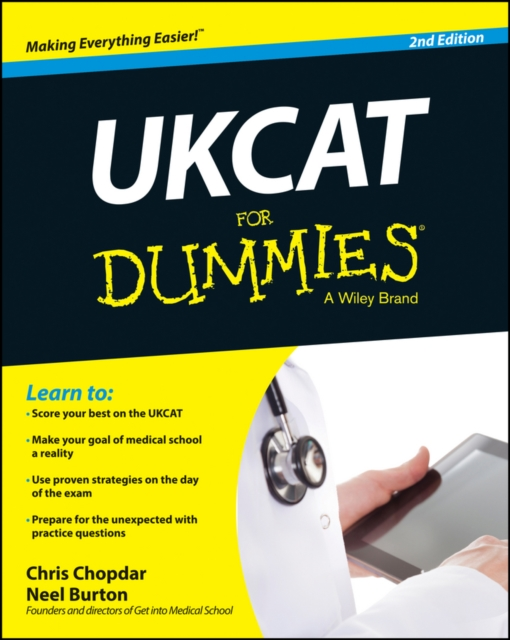 Booko: Comparing prices for Ukcat for Dummies 2E