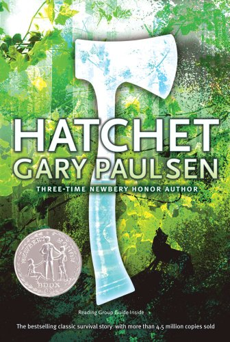 hatchet book report by gary paulsen Hatchet book report projects  read this book and you fill feel all the emotion in this wonderful outdoorsy book hatchet ~ gary paulsen honestly amazing and if you like it you should also try brians winter and brians return verrrry interesting this is very good a boy surviving in the wilderness on his own.