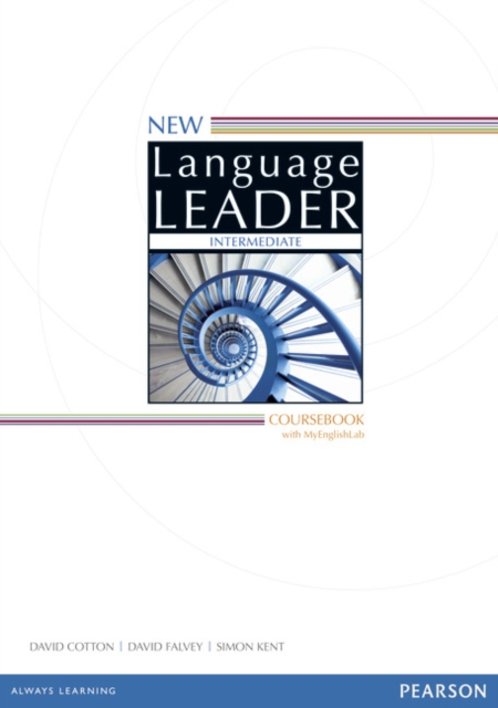 New Language Leader Intermediate Coursebook with MyEnglishLa