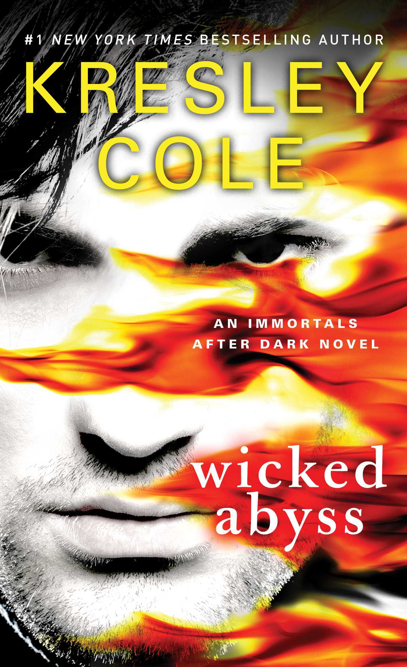 Wicked Abyss (Immortals After Dark)