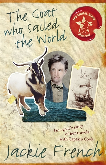 Goat Who Sailed the World