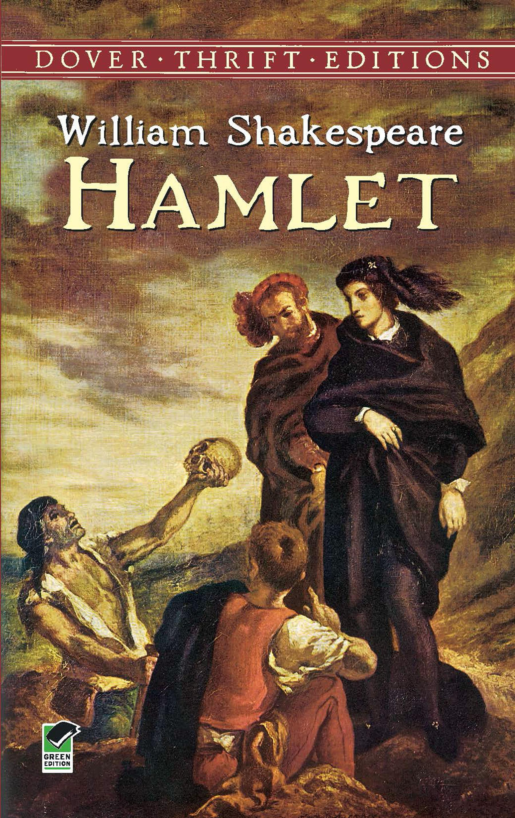 an analysis of the plot of hamlet a play by william shakespeare