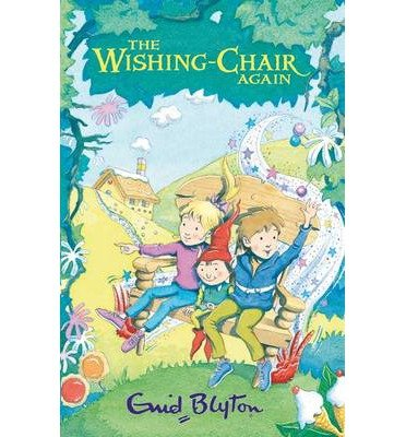 The Wishing-Chair Collection : The Adventures of the Wishing-Chair / The Wishing-Chair Again / More Wishing-Chair Stories (Box Set)