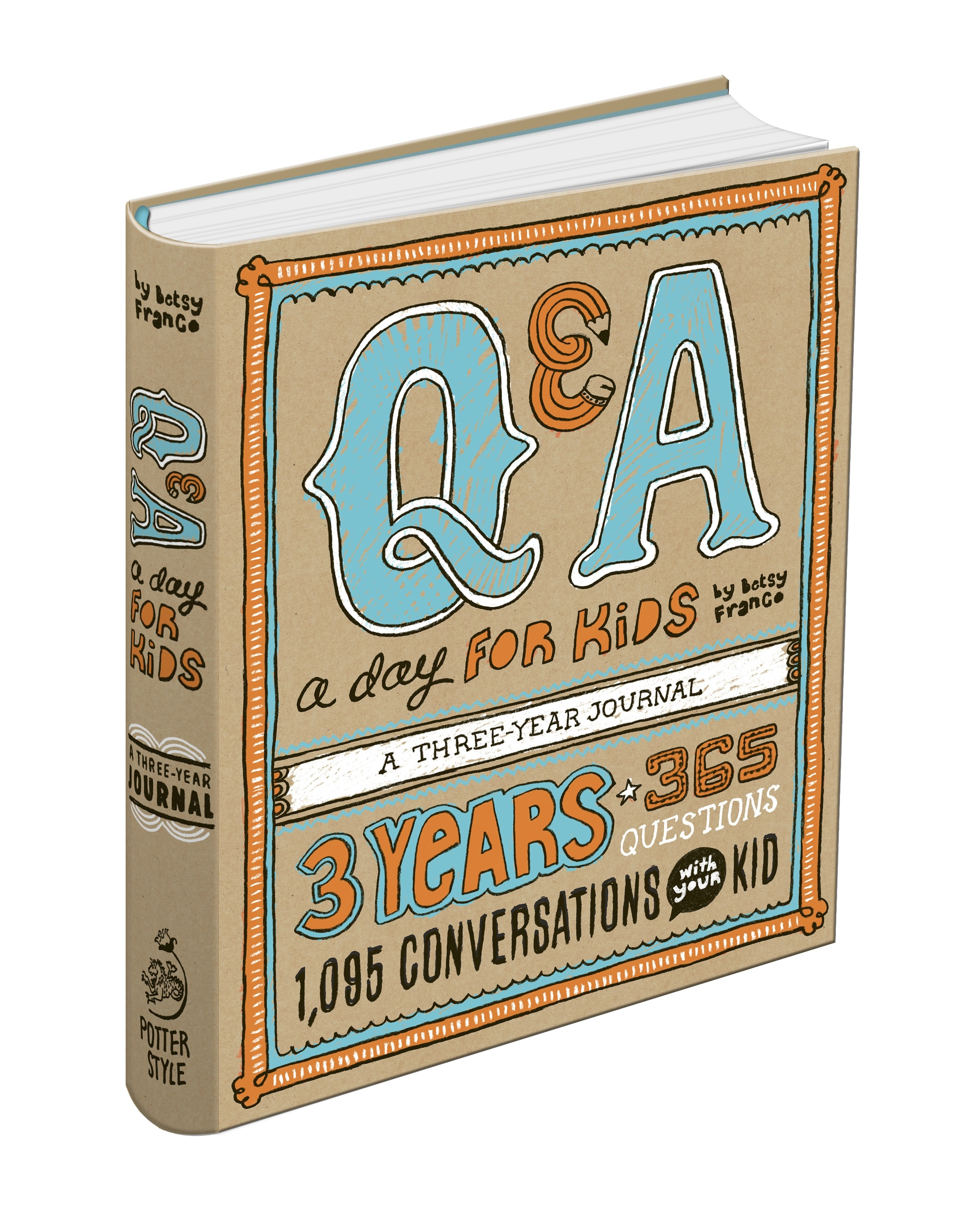 Q & A A Day For Kids by Betsy Franco, ISBN: 9780307952967