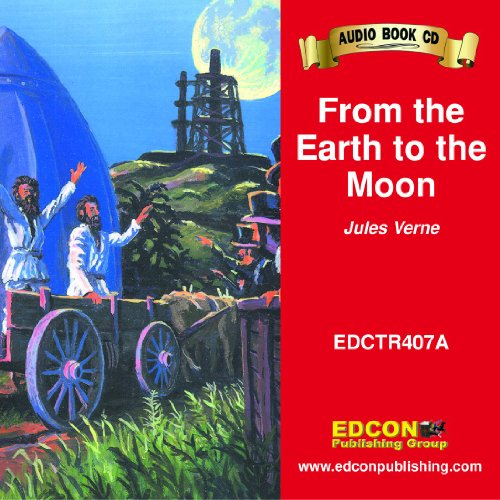a review of jules vernes from the earth to the moon and around the moon The moon-voyage is an amazing work of science-fiction by jules verne the author has picturesquely depicted the efforts of the three astronomers of the american gun club their goal of landing on the moon seemed far-fetched and the mockery of those around them fuelled their ambition.