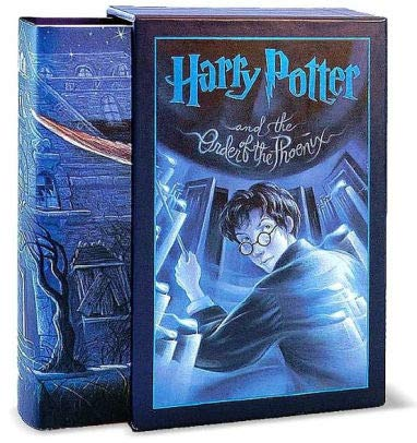Harry Potter and the Order of the Phoenix - Deluxe Edition