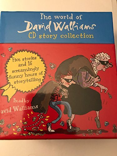 The World of David Walliams by David Walliams, ISBN: 9780007938797