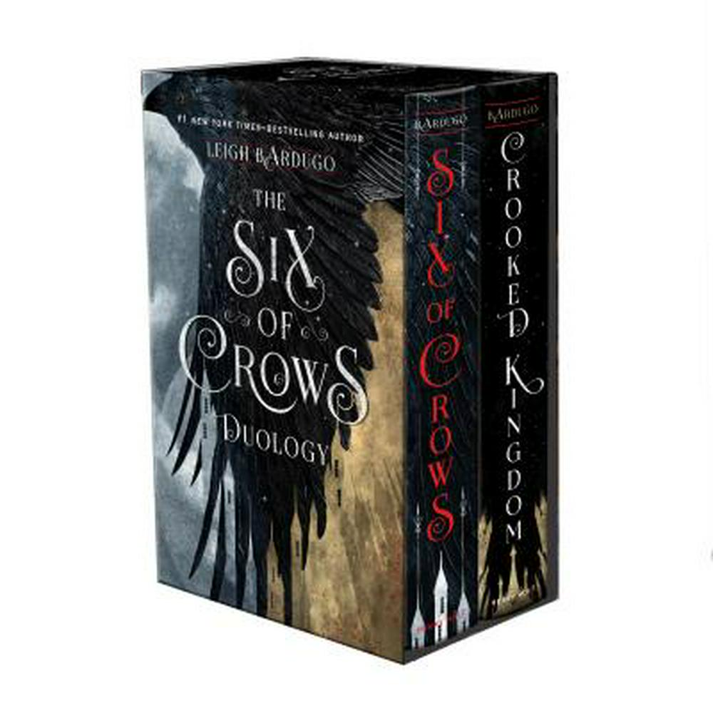 The Six of Crows Duology Boxed Set by Leigh Bardugo, ISBN: 9781250123565