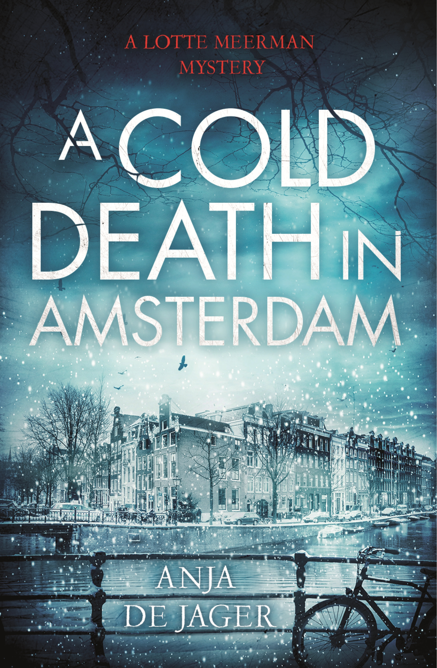 Cover Art for A Cold Death in Amsterdam (Lotte Meerman), ISBN: 9781472120601