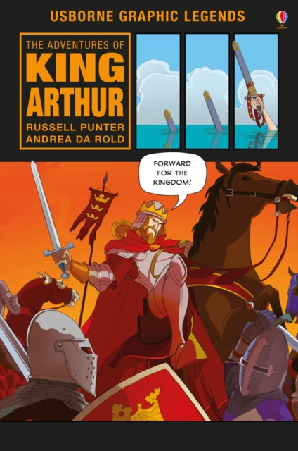 Young Reading Plus GraphicAdventures of King Arthur