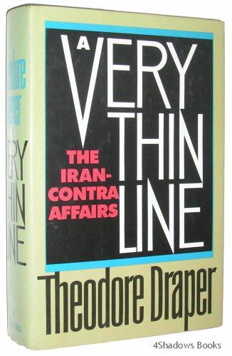 a history of the iran contra affair The role of iran hostage crisis in the history of the united states of america under reagan, the iran-contra affair completes this story.
