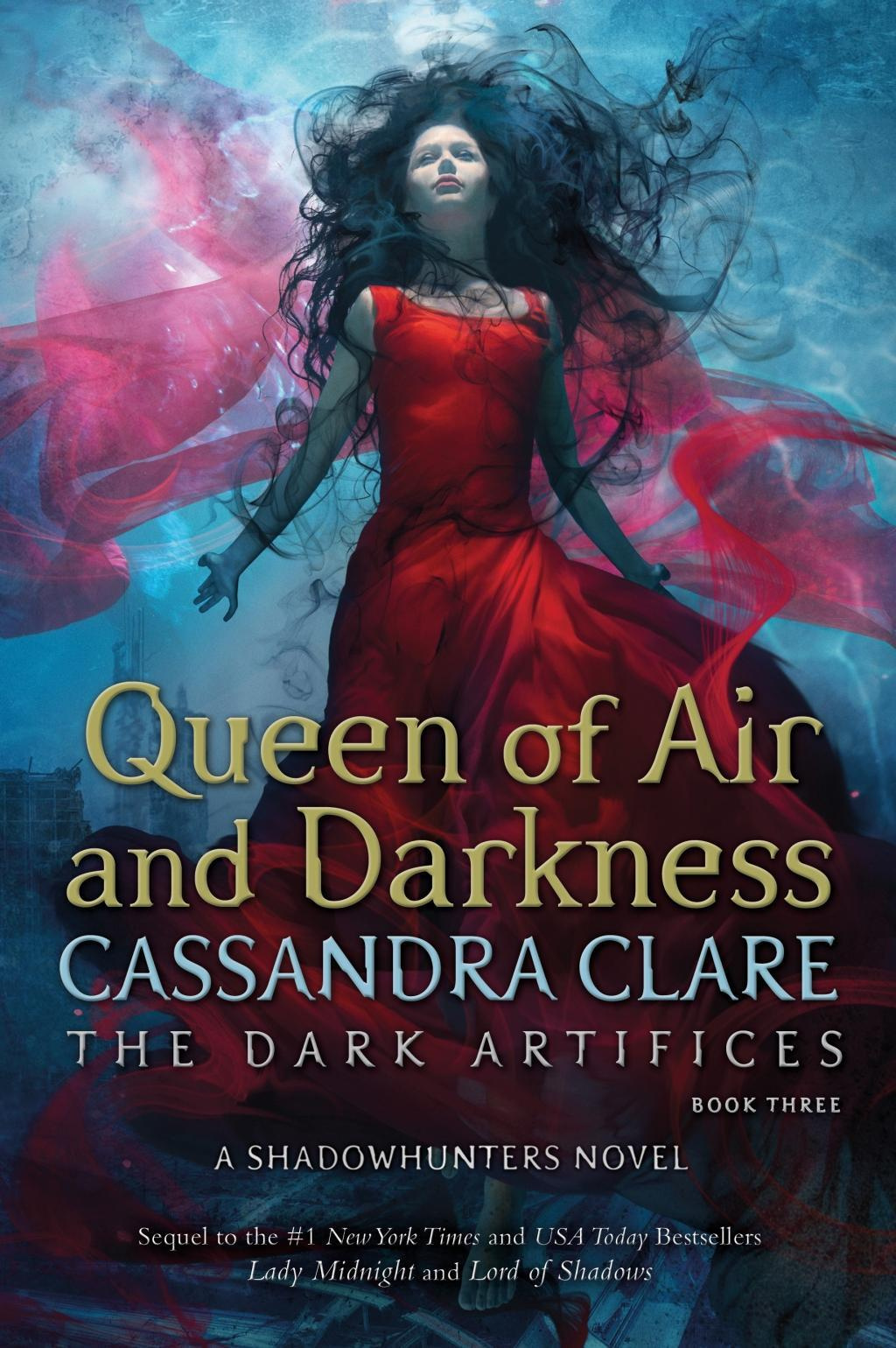 Queen of Air and Darkness (Dark Artifices Series #3) by Cassandra Clare, ISBN: 9781471116704