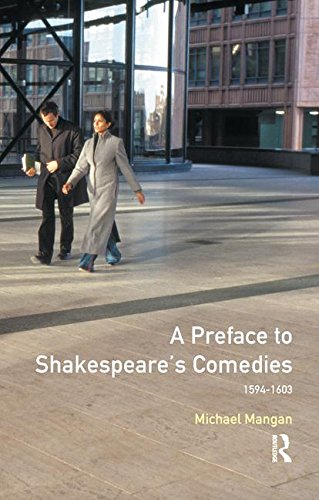 A Preface to Shakespeare's Comedies (Preface Books)