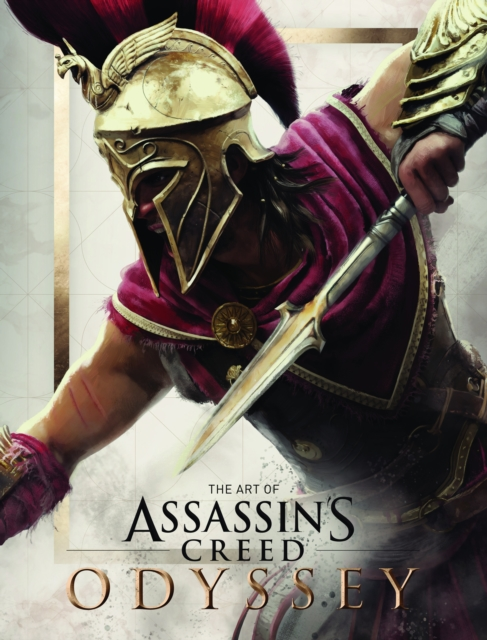 The Art of Assassin's Creed Odyssey by Kate Lewis, ISBN: 9781785659652