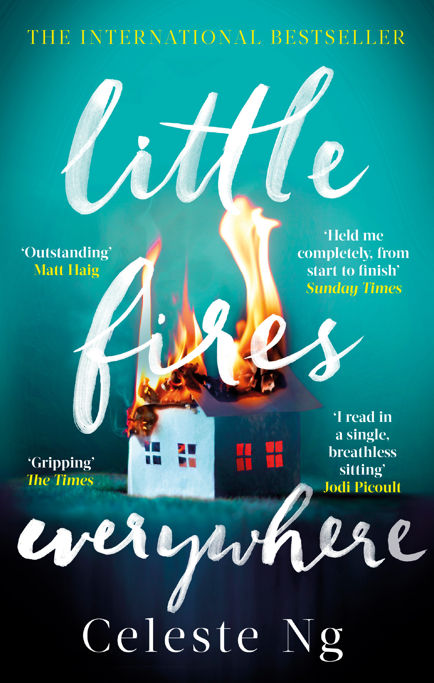 Little Fires Everywhere by Celeste Ng, ISBN: 9780349142920