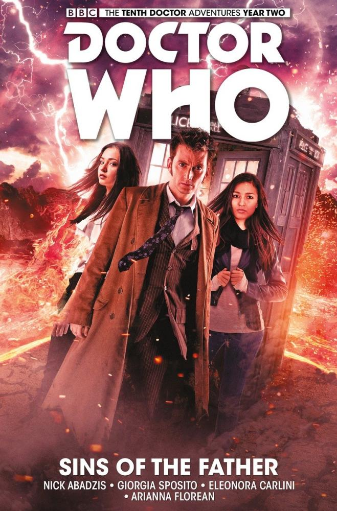 Doctor Who: The Tenth Doctor Volume 6 - Sins of the Father