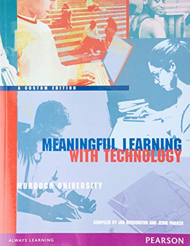 Meaningful Learning with Technology (Custom Edition) (Paperback)